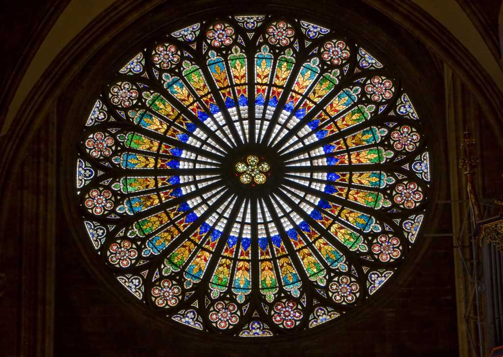 Stras cath window